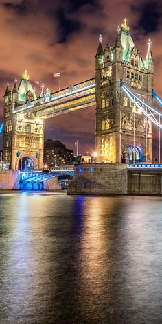 60 Most Spectacular Sights in Europe [Part London Skyline, London City, England Uk, London England, Uk And Ie Destinations, Tower Bridge London, Beautiful London, London Places, World Cities