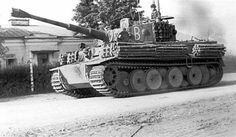 "Befehl Tiger ""B"" of s.Pz.Abt. 507."