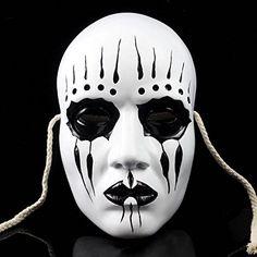 2015  New HOT 1PCS Slipknot Jonas Jordison Party Masks Mask resin mask Fancy dress party * Want additional info? Click on the image.
