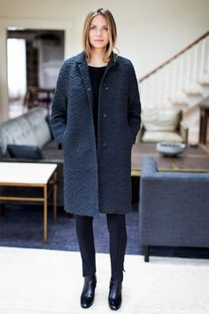 Overcoat - Variegated Tweed   Emerson Fry on sale $348