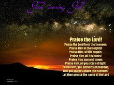 PRAISE HIM!!!!