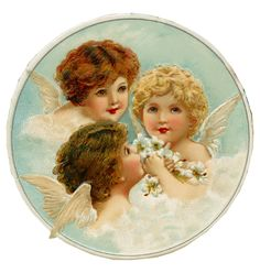 Angel Scrap Image-GrafXQuest