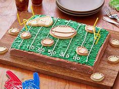 Game-Day Chocolate Cake  #RecipeOfTheDay