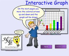 Interactive Bar Graph for SMARTboard (use with Stamina Building)