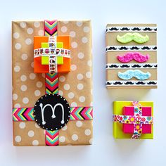 Perk up your packaging with exciting embellishments.