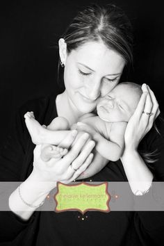 #newborn with #mother