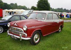 1958 Morris Isis II
