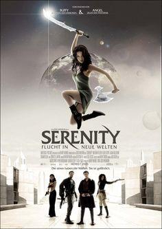 Serenity Full Poster