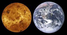 Venus podría haber tenido vida antes que la Tierra... http://verberana.blogspot.com.es/2016/08/venus-podria-haber-tenido-vida-antes.html