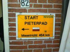 Start pieterpad in Pieterburen