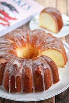 7up Pound Cake: Whatever Coke can do, 7up can too.  Get the recipe from Plain Chicken.