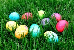 Best Easter Egg Hunts in Pasadena from the Right Start Blog!