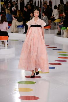 2014/15 Ready-to-Wear Chanel Cruise Fashion Show