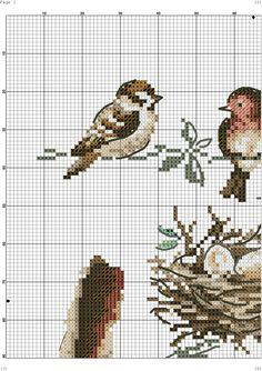 Zz Tiny Cross Stitch, Cross Stitch Borders, Cross Stitch Animals, Cross Stitching, Cross Stitch Embroidery, Cross Stitch Patterns, Sewing Stitches, Loom Patterns, Christmas Cross