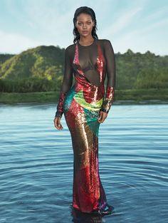 It's Rihanna's World (Vogue April 2016 Cover Story)