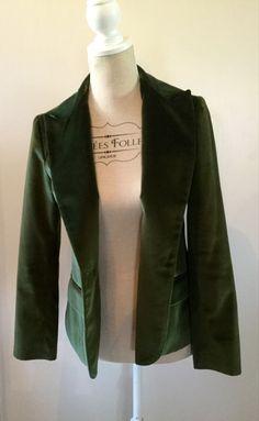 Blazer, veste tailleur RAPSODIA Vert