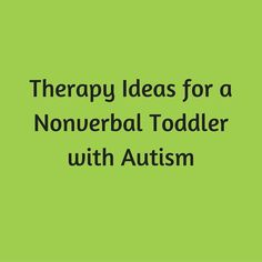 In this video, speech-language pathologist Carrie Clark explores therapy ideas for a nonverbal toddler with autism. What can be done in speech therapy for a kiddo like this? Speech Therapy Autism, Speech Language Pathology, Speech And Language, Sign Language, Occupational Therapy For Autism, Nonverbal Autism, Social Skills Autism, Autism Activities, Speech Therapy Activities