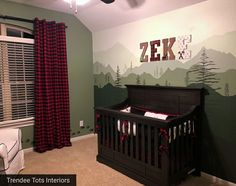 15 Best Buffalo Plaid Nursery Images