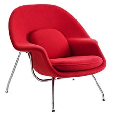 Knoll Womb Arm Chair #furniture_design