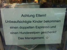 Mehr lustige Schilder: http://www.deecee.de/funny-stuff/funny-pics/lustige-schilder-1.html