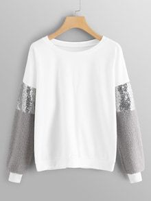 Get comfy now – and never pay too much again! Drop Shoulder Sweater now on mikar… - Pullover Winter Mode Outfits, Winter Fashion Outfits, Sweater Fashion, Sweater Outfits, Hijab Fashion, Girl Fashion, Jeans Fashion, Outfit Winter, Cheap Fashion