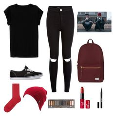 """My names blurryface and I care what you think"" by sobiyahussain ❤ liked on Polyvore"