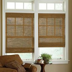 jcpenney.com | Custom Bamboo Woven Wood Roman Shade