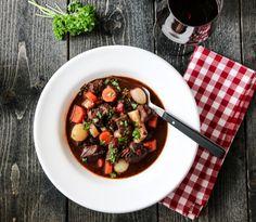 BOEUF BOURGUIGNON v. 2.0 Ramen, Food And Drink, Ethnic Recipes, Beef Bourguignon