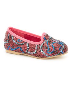 Love this China Doll Pink Blast Loafer by China Doll on #zulily! #zulilyfinds