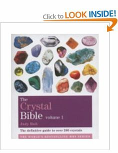 The Crystal Bible: A Definitive Guide to Crystals: The Definitive Guide to Over 200 Crystals Godsfield Bible Series: Amazon.co.uk: Judy Hall: Books