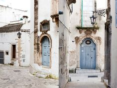 Carla Coulson,   Martina France Puglia, Italy. Off there today!