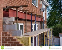 You no longer need planning permission to build house extensions in England Extension Costs, Extension Plans, Rear Extension, Glass Extension, Cavity Wall Insulation, Side Return, Construction Design, General Construction, Steel Beams