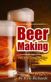Beer Making for the Total Novice Book by Kyle Richards Make Beer At Home, How To Make Beer, How To Get, Kyle Richards, Beer Brewing, Home Brewing, Best Books To Read, Good Books, Homemade Beer