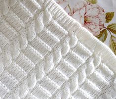 Knitting pattern afghan baby blanket 3 Sizes Easy Beginner Source by Knitting pattern afghan baby blanket 3 Sizes Easy Beginner Source by Easy Blanket PATTERN written instructions with diagram Baby Knitting Patterns, Baby Patterns, Stitch Patterns, Crochet Patterns, Blanket Patterns, Knitting Ideas, Crochet Ideas, Knitted Afghans, Knitted Baby Blankets