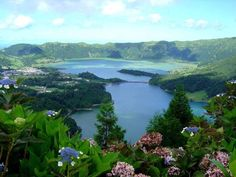 Azores Islands: in the middle of the Atlantic Ocean
