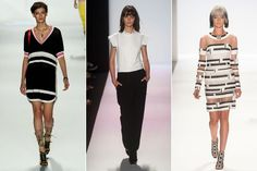 2014 Fall Fashion Week trends you can bring into the home
