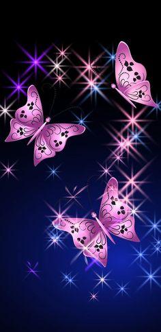By Artist Unknown. Jesus Wallpaper, Heart Wallpaper, Butterfly Wallpaper, Cellphone Wallpaper, I Wallpaper, Galaxy Wallpaper, Wallpaper Backgrounds, Iphone Wallpapers, Purple Butterfly