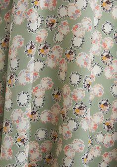 cute garland pattern