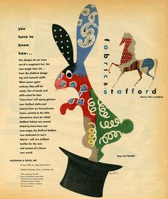 Another great Paul Rand image. Deceptively simple looking but well designed.