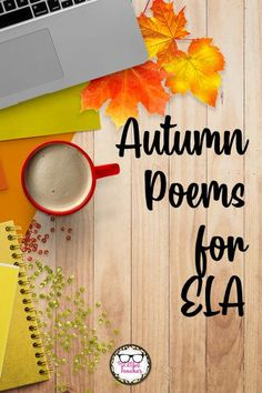 Here are 12 poems found online that are perfect to study during autumn in ELA! #poetry #ELA #teachingpoetry #fall #TheLittlestTeacher English Teaching Resources, Teacher Resources, Teaching Poetry, National Poetry Month, Secondary Teacher, English Language Arts, Autumn, Fall, Classroom Ideas
