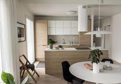 Kohde 19, Muuramen Helmi, Muurametalot Oy Decor, Furniture, Home, Table, Renovations, Kitchen Design