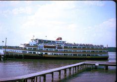 MV George Washington at Marshall Hall Park (1974).