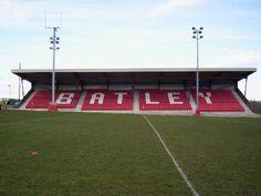 LoveRugbyLeague.com Stadium, Batley