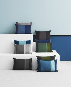 Decospot | Bedroom | Normann Copenhagen Line Pillows. Available at decospot.be webshop.