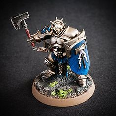 stormcast eternal red - Google Search