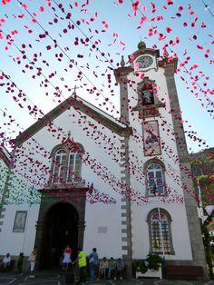 """""""Igreja de Sao Bento"""" , Ribeira Brava, Madeira Portugal (Luglio)"""