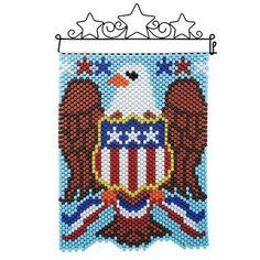 Herrschners PATRIOTIC EAGLE VR043421