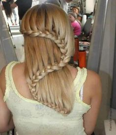 plait hairstyles for shoulder length hair - Google Search