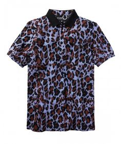 Fred Perry - Panther Print Fred Perry Shirt