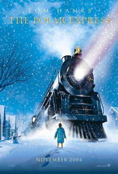 The Polar Express Cry every time at this film and I do believe in Santa!